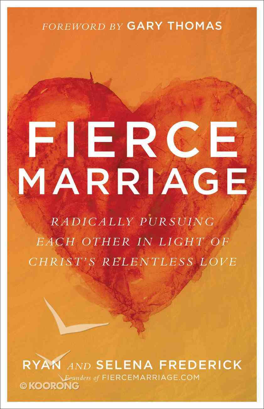 Fierce Marriage eBook