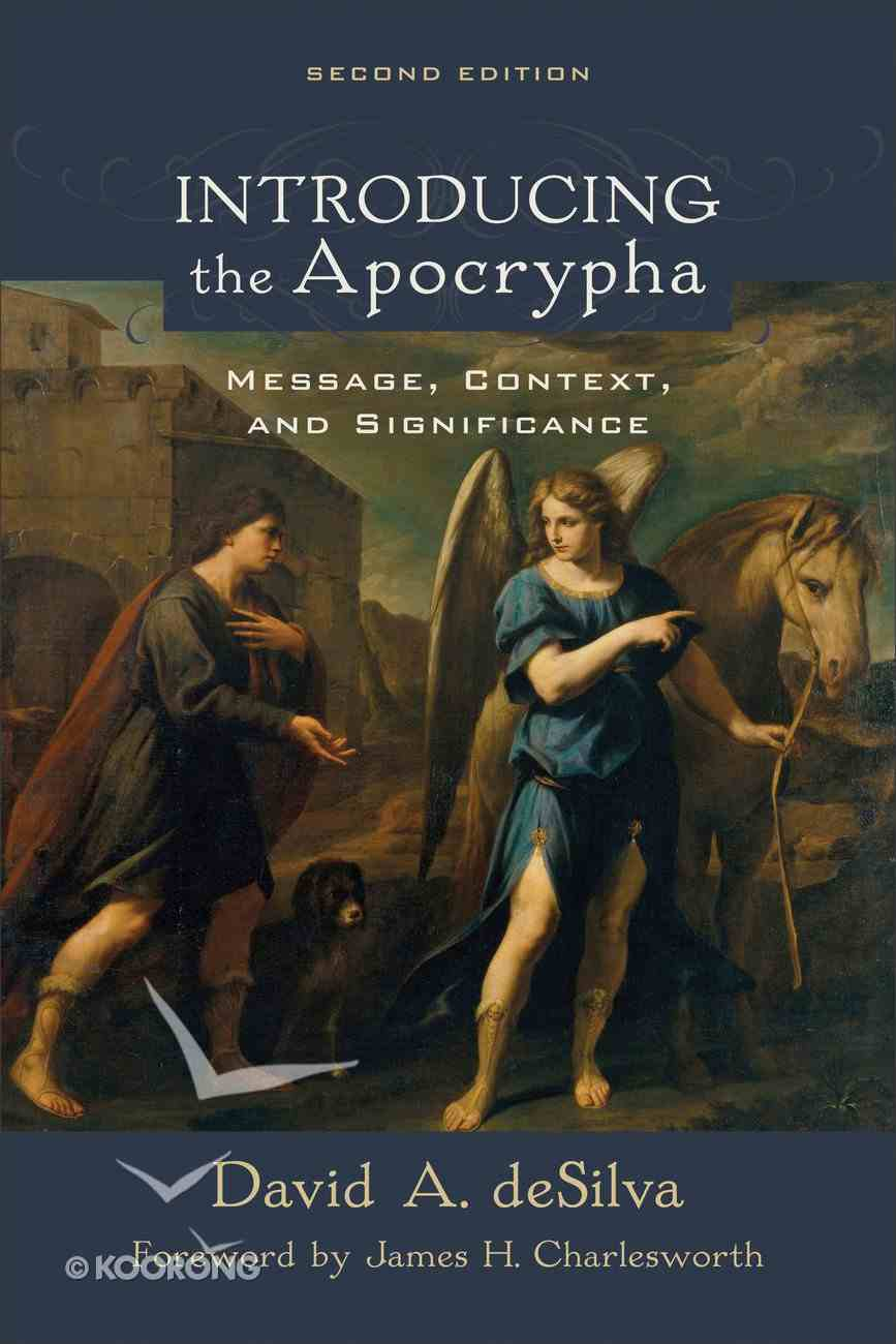 Introducing the Apocrypha eBook