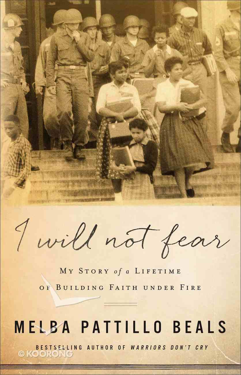 I Will Not Fear eBook