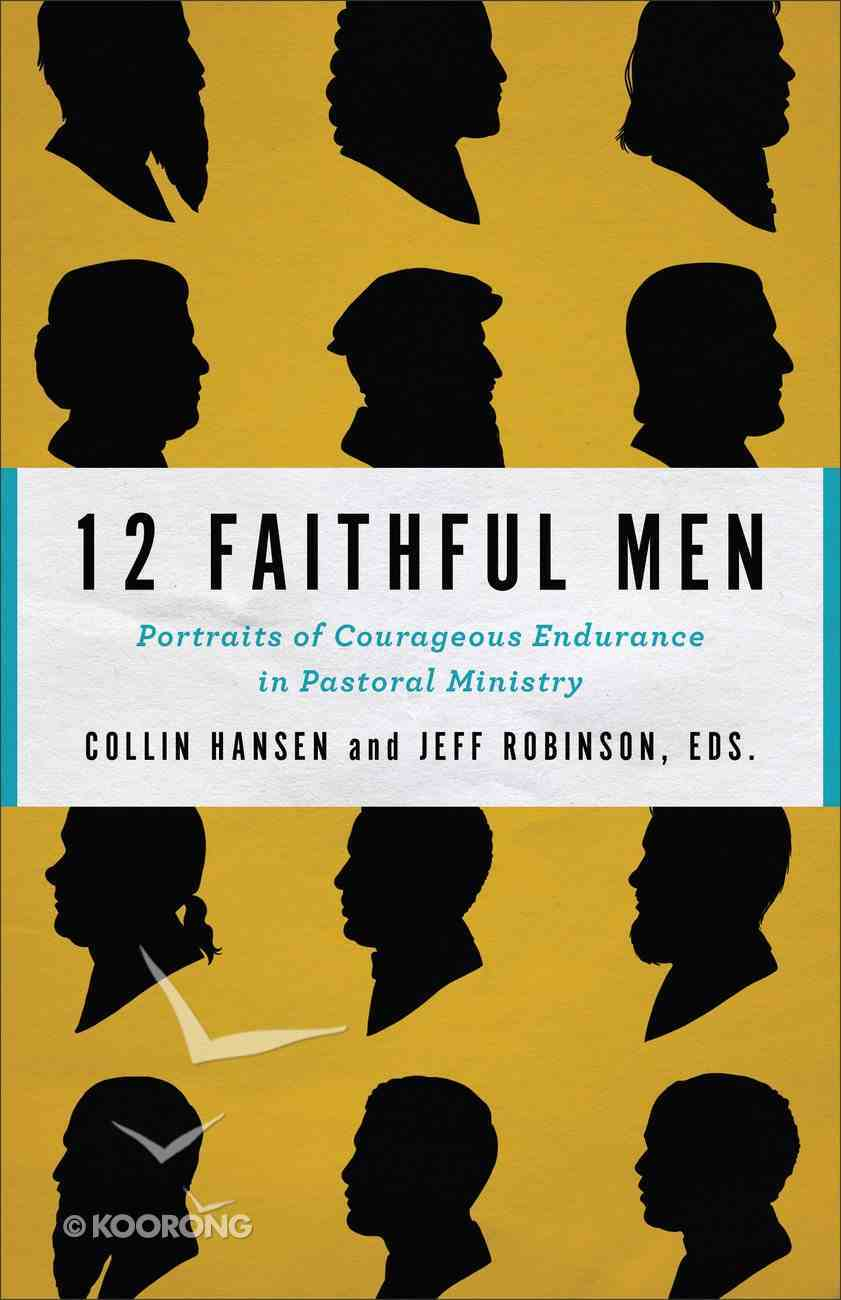 12 Faithful Men eBook