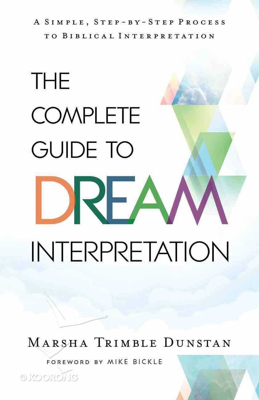 The Complete Guide to Dream Interpretation eBook