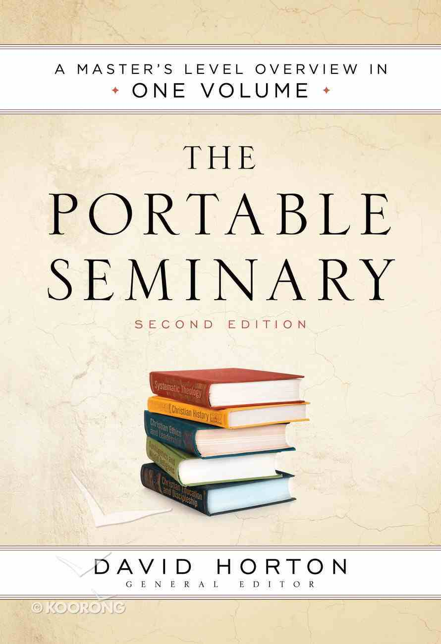 The Portable Seminary eBook