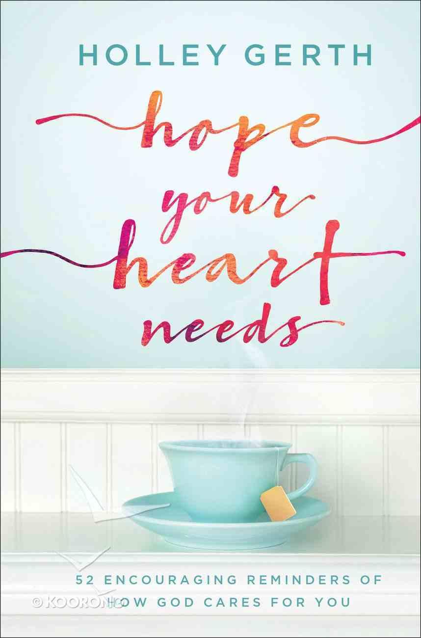 Hope Your Heart Needs eBook