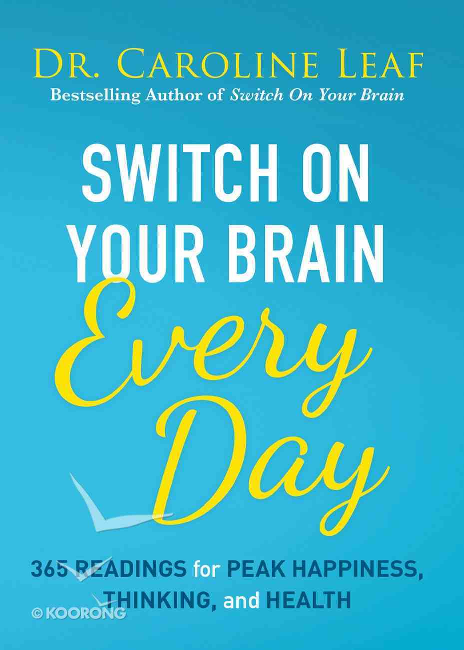 Switch on Your Brain Every Day eBook