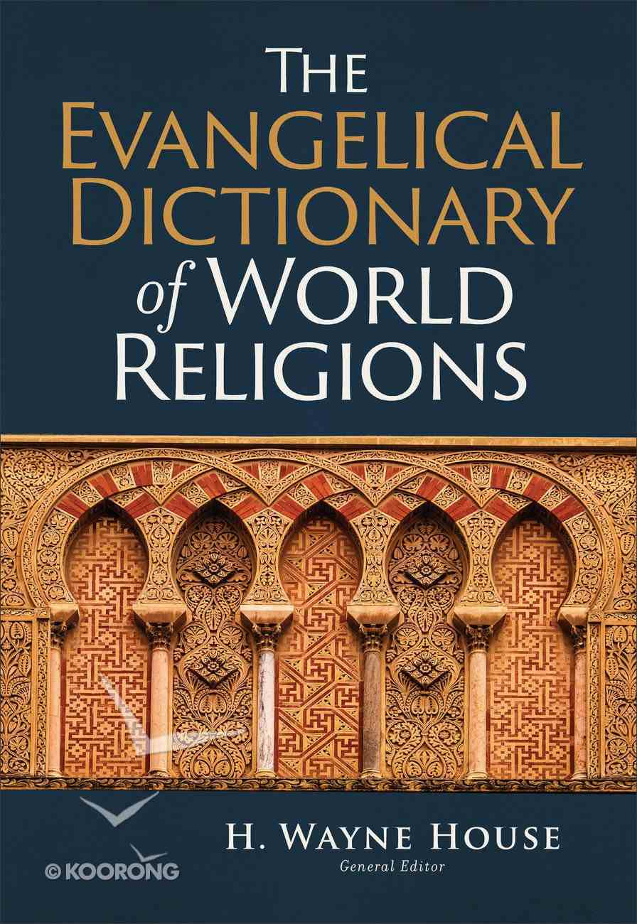 The Evangelical Dictionary of World Religions eBook