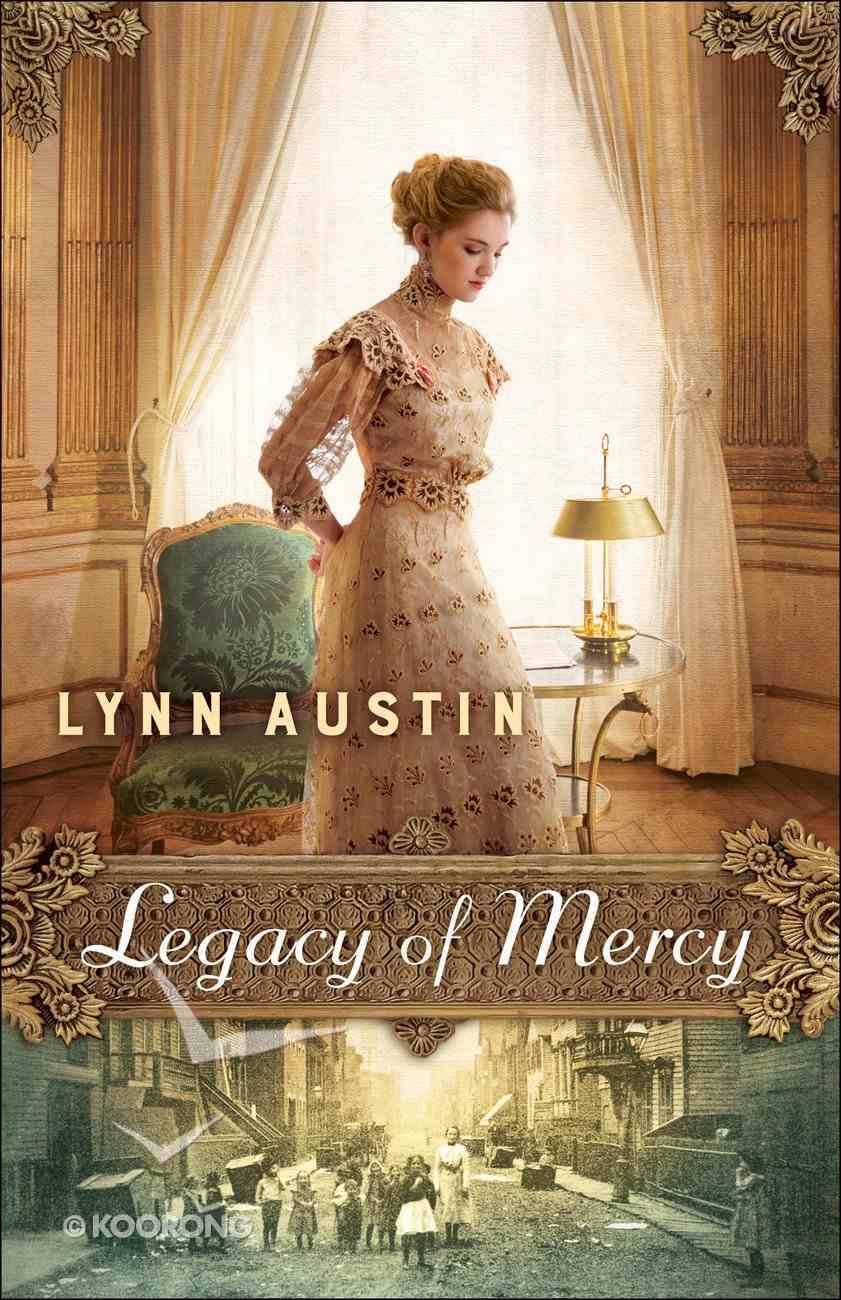 Legacy of Mercy eBook