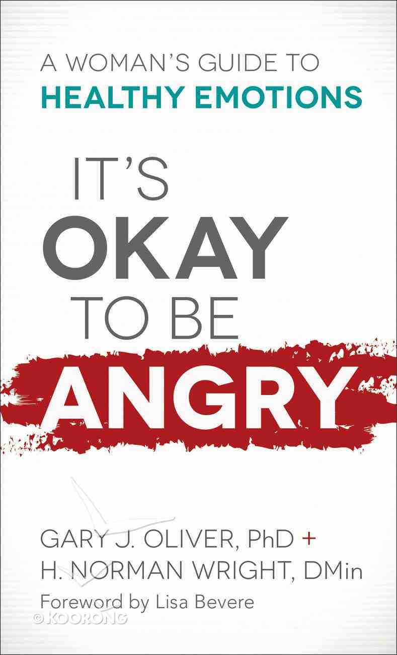 It's Okay to Be Angry eBook