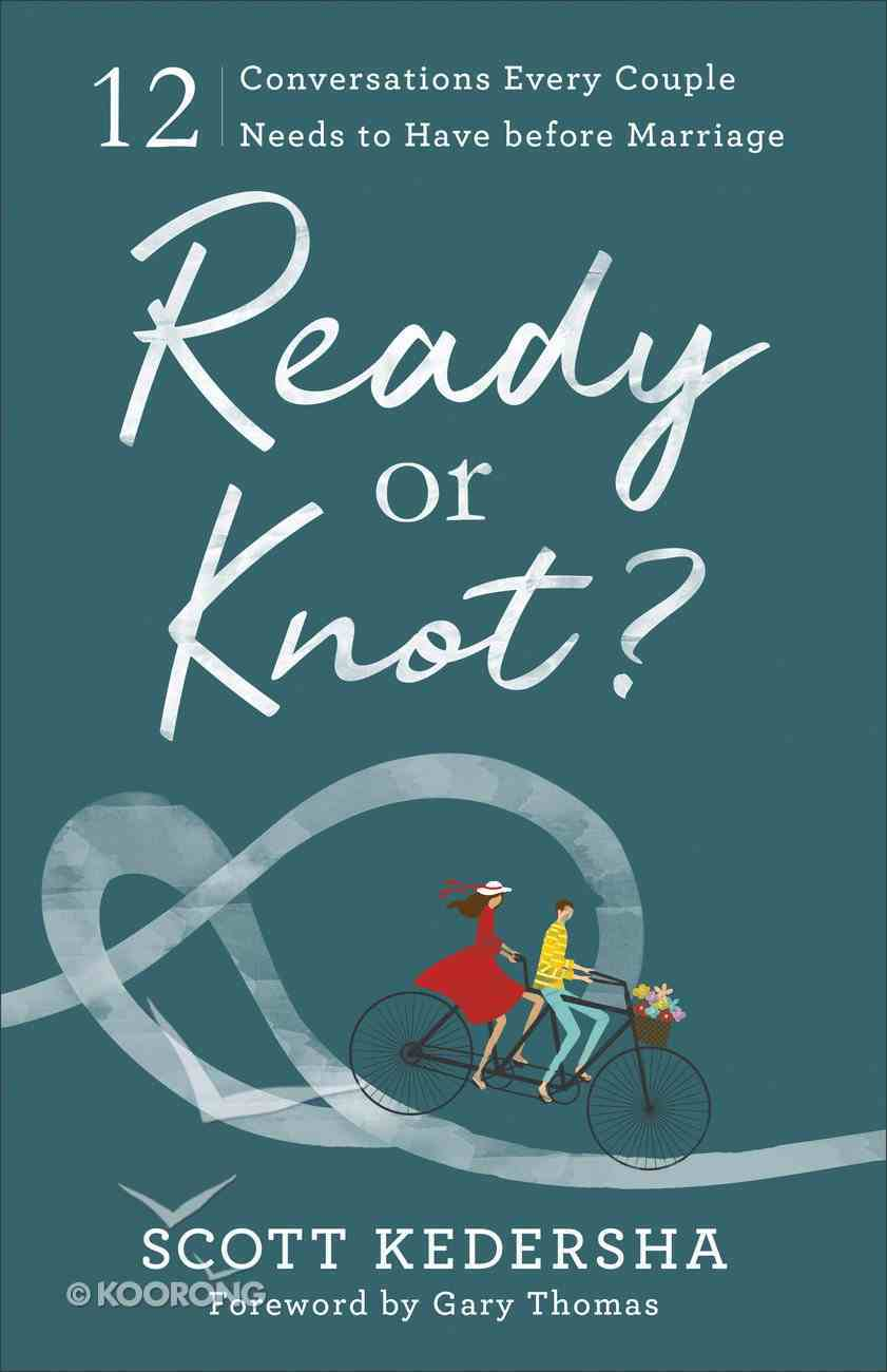Ready Or Knot? eBook