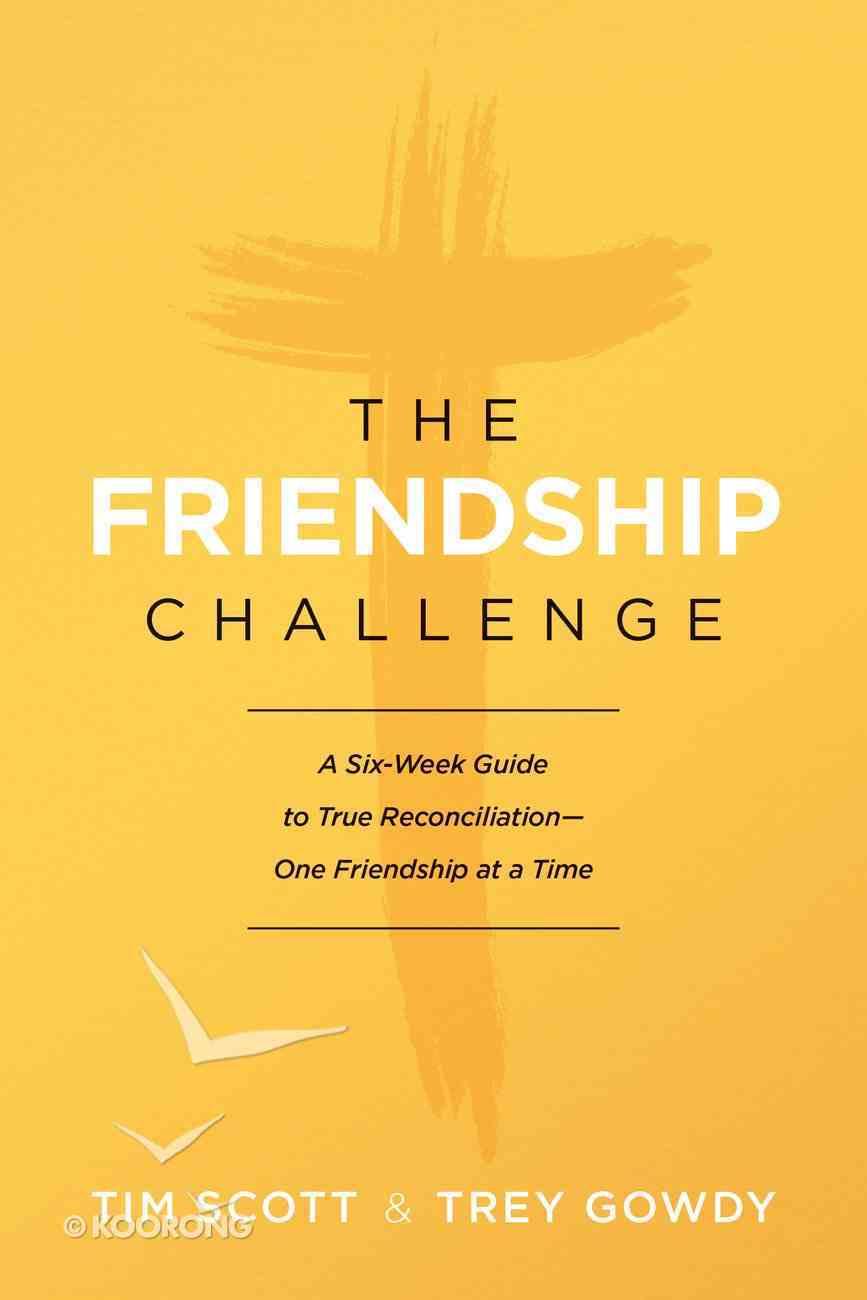 The Friendship Challenge eBook