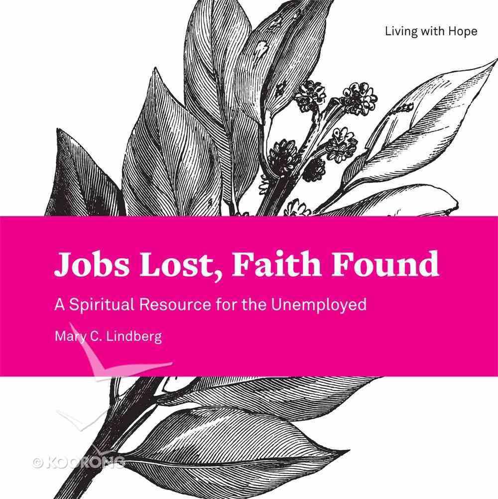 Jobs Lost, Faith Found eBook