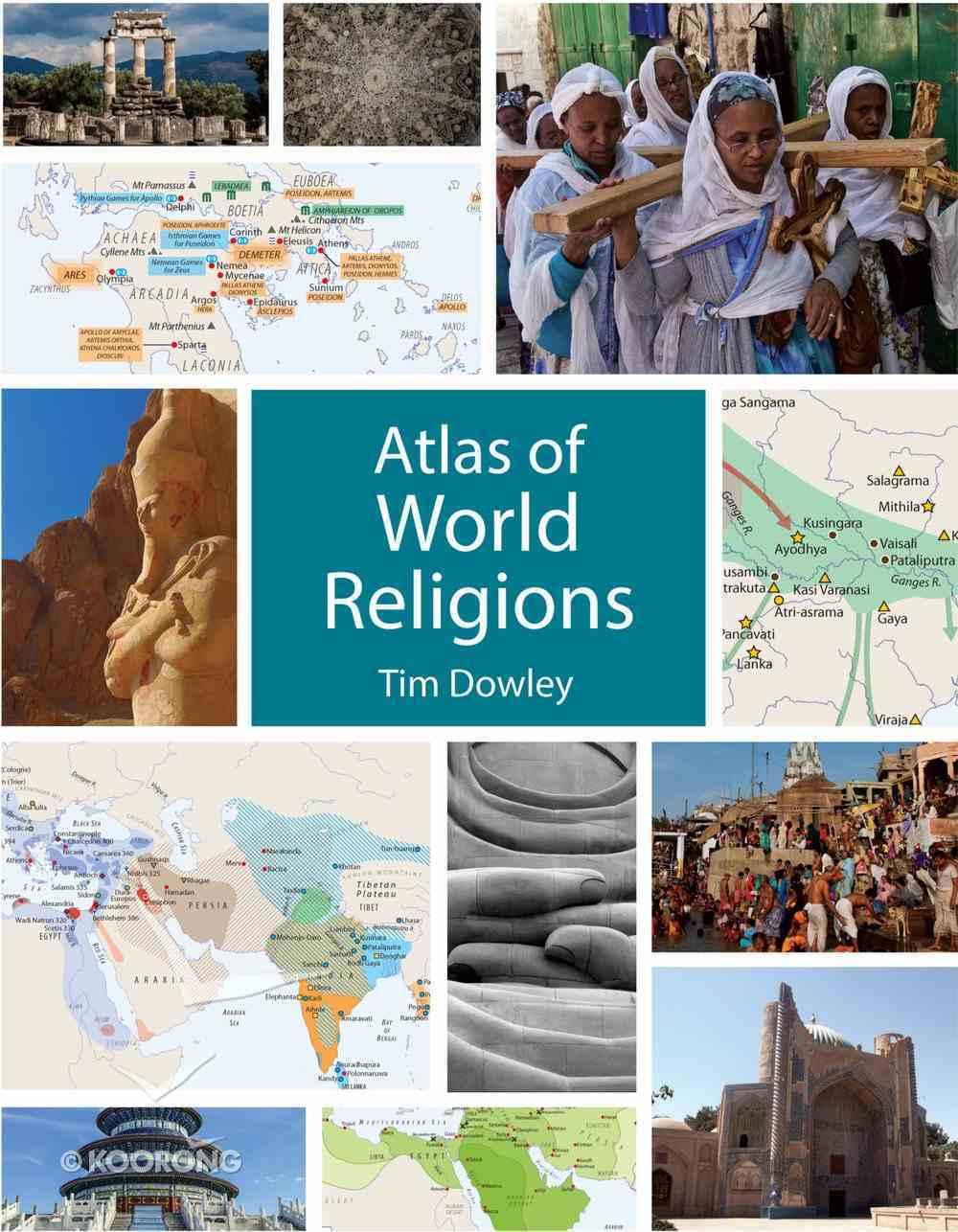 Atlas of World Religions eBook