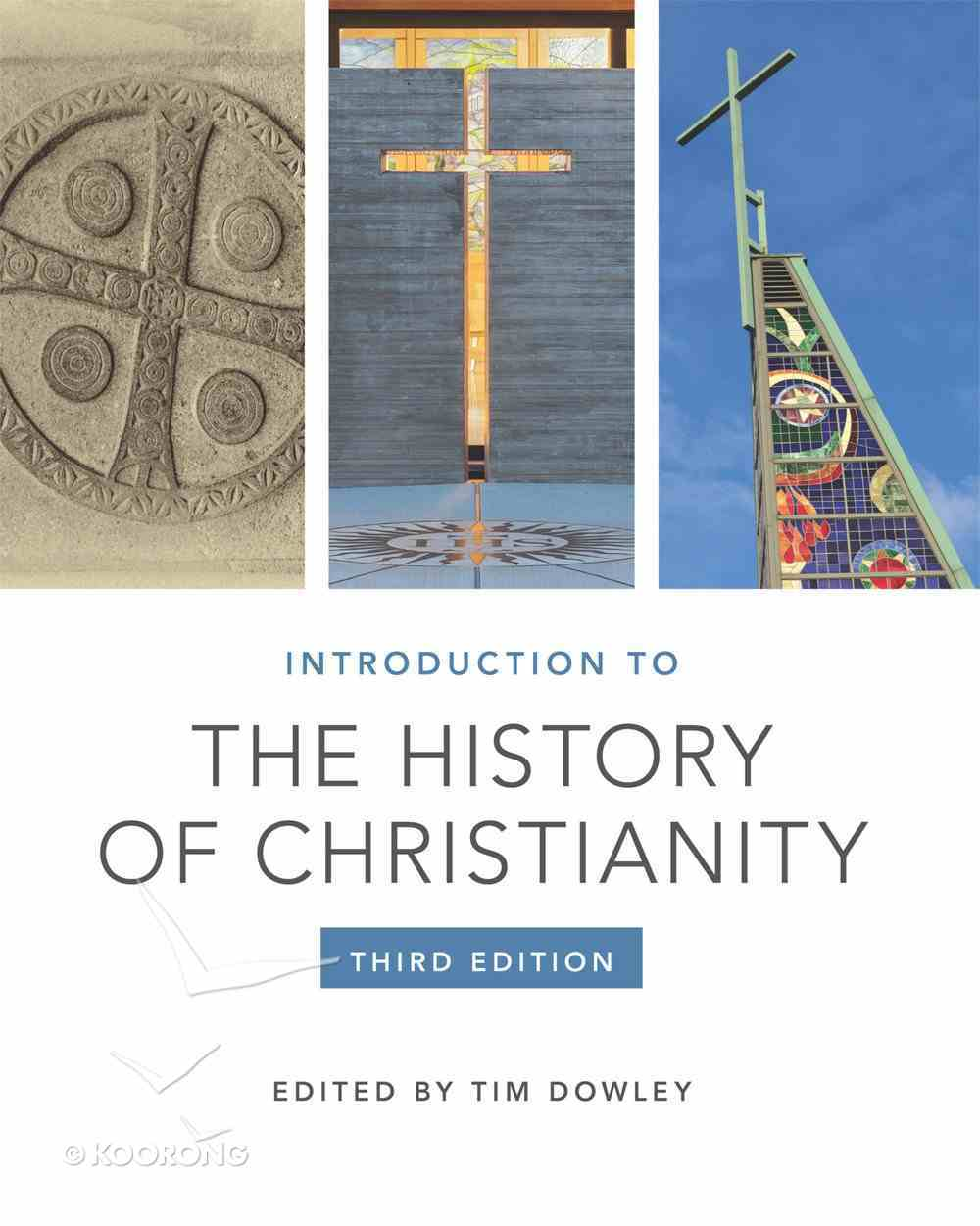 Introduction to the History of Christianity eBook
