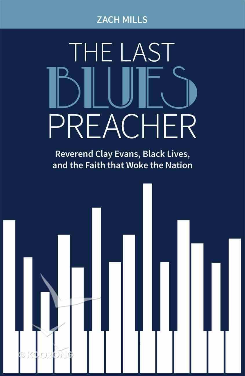 The Last Blues Preacher eBook