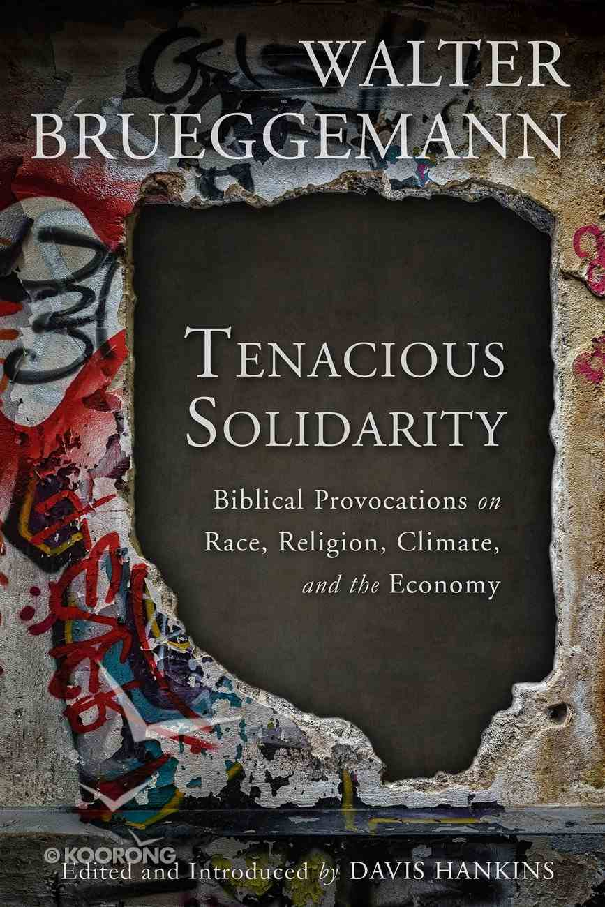 Tenacious Solidarity eBook
