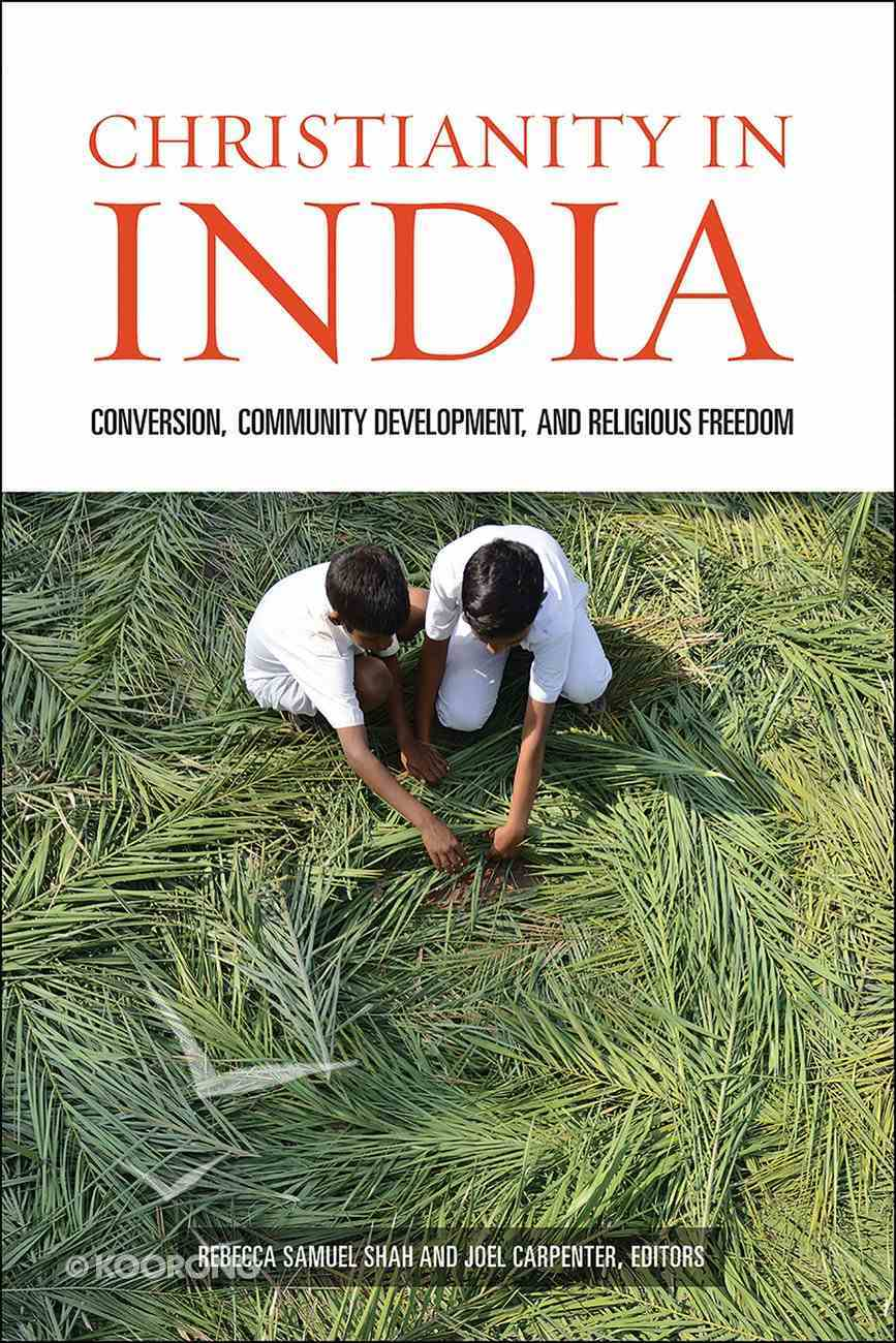 Christianity in India eBook