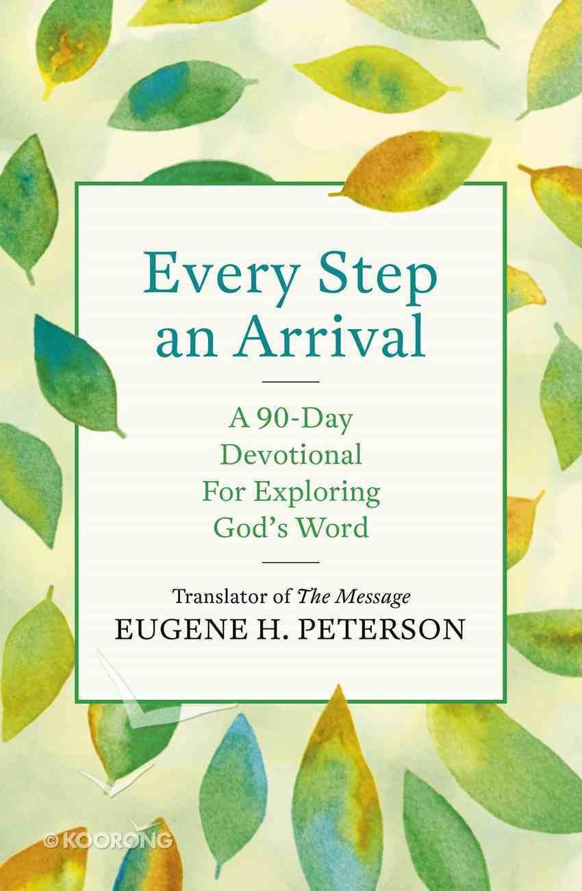 Every Step An Arrival eBook