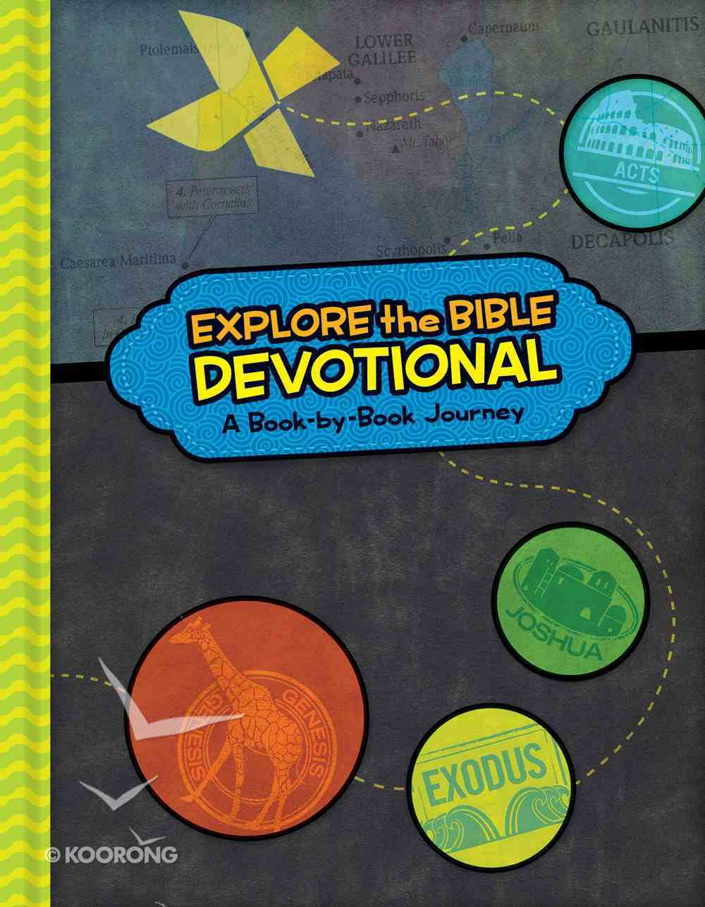 Explore the Bible Devotional, Epub (Explore The Bible Series) eBook