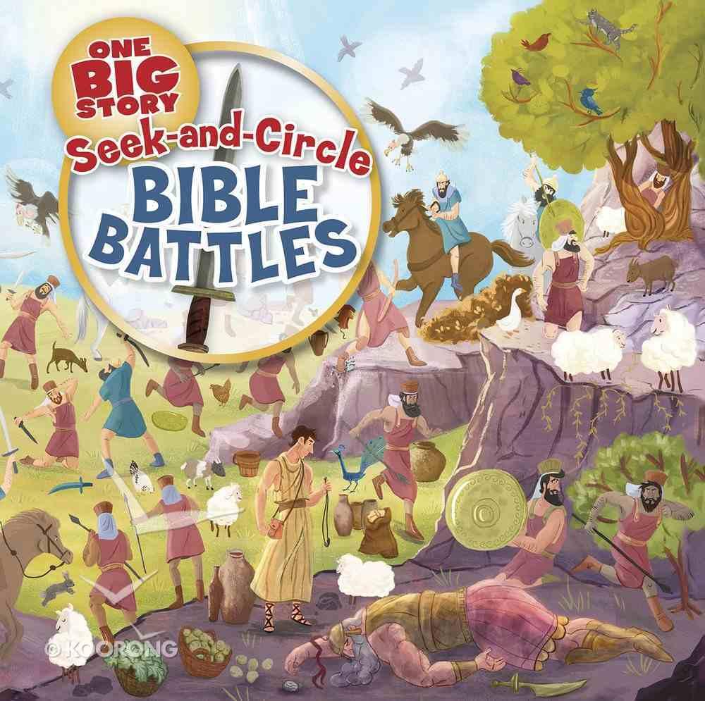 Bible Battles (Seek-and-circle Series) eBook