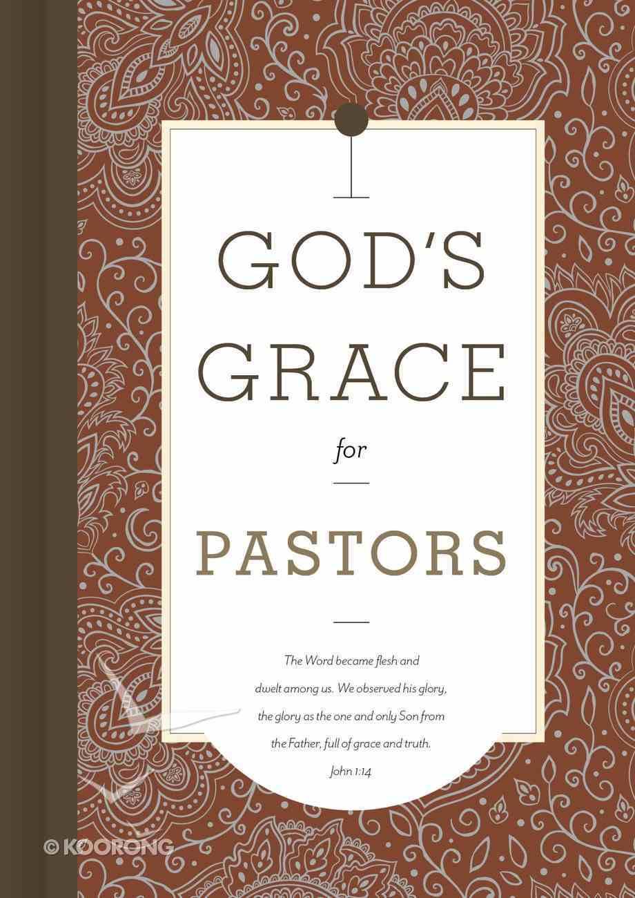 God's Grace For Pastors (God's Grace For You Series) eBook