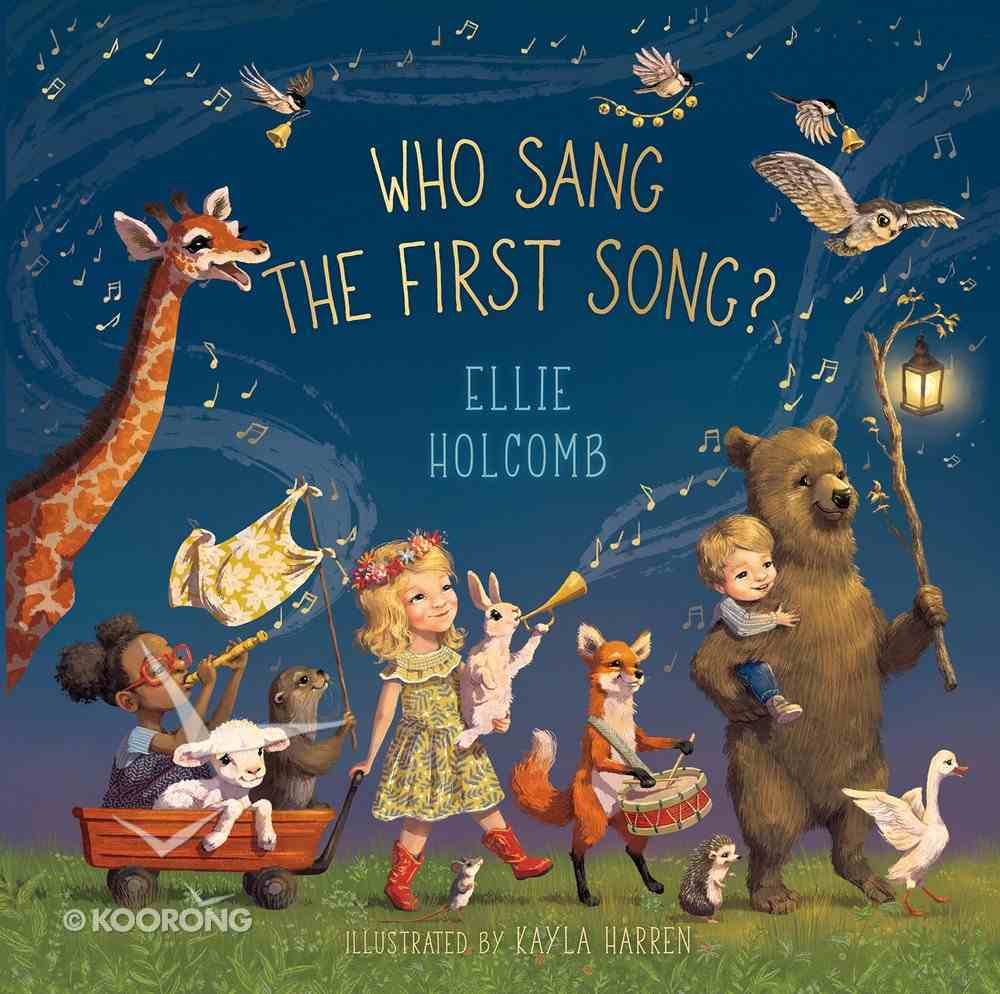 Who Sang the First Song? eBook