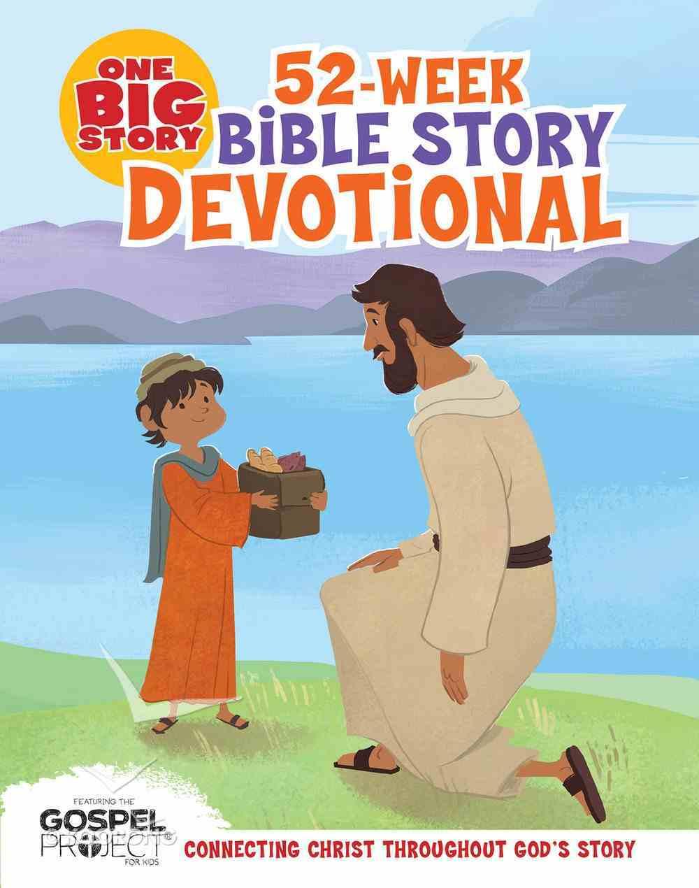 One Big Story 52-Week Bible Story Devotional eBook