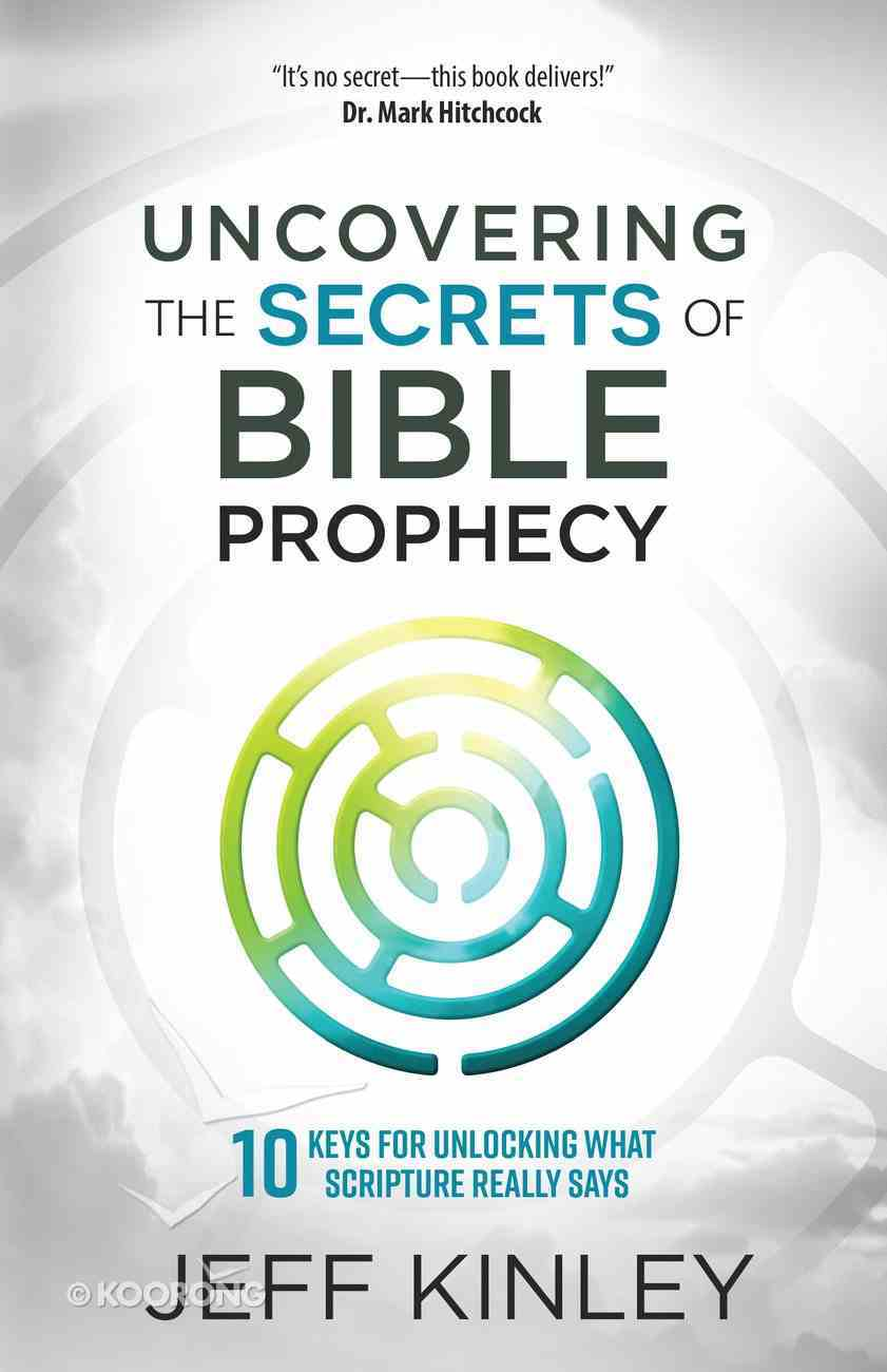 Uncovering the Secrets of Bible Prophecy eAudio Book