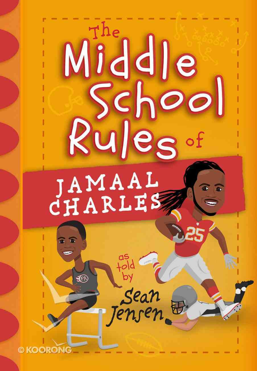 The Middle School Rules of Jamaal Charles eAudio Book