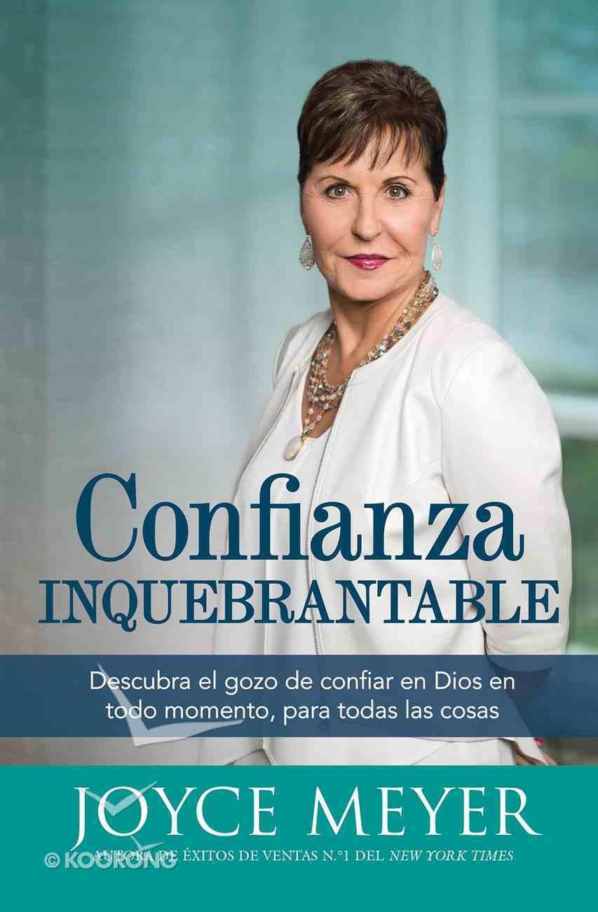 Confianza Inquebrantable eBook