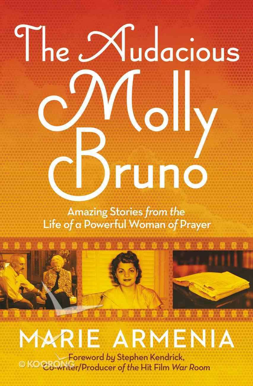The Audacious Molly Bruno eBook