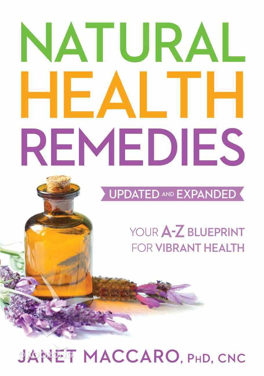 Natural Health Remedies eBook