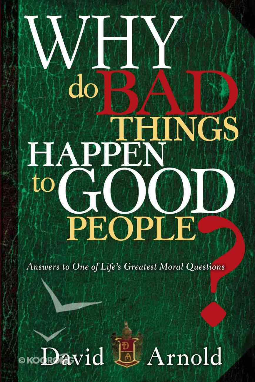 Why Do Bad Things Happen to Good People eBook