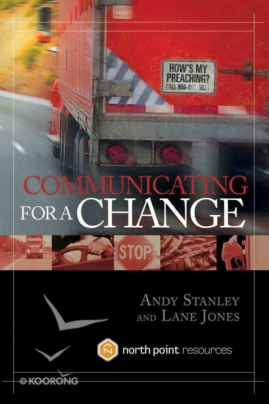 Communicating For a Change (North Point Resources Series) eBook