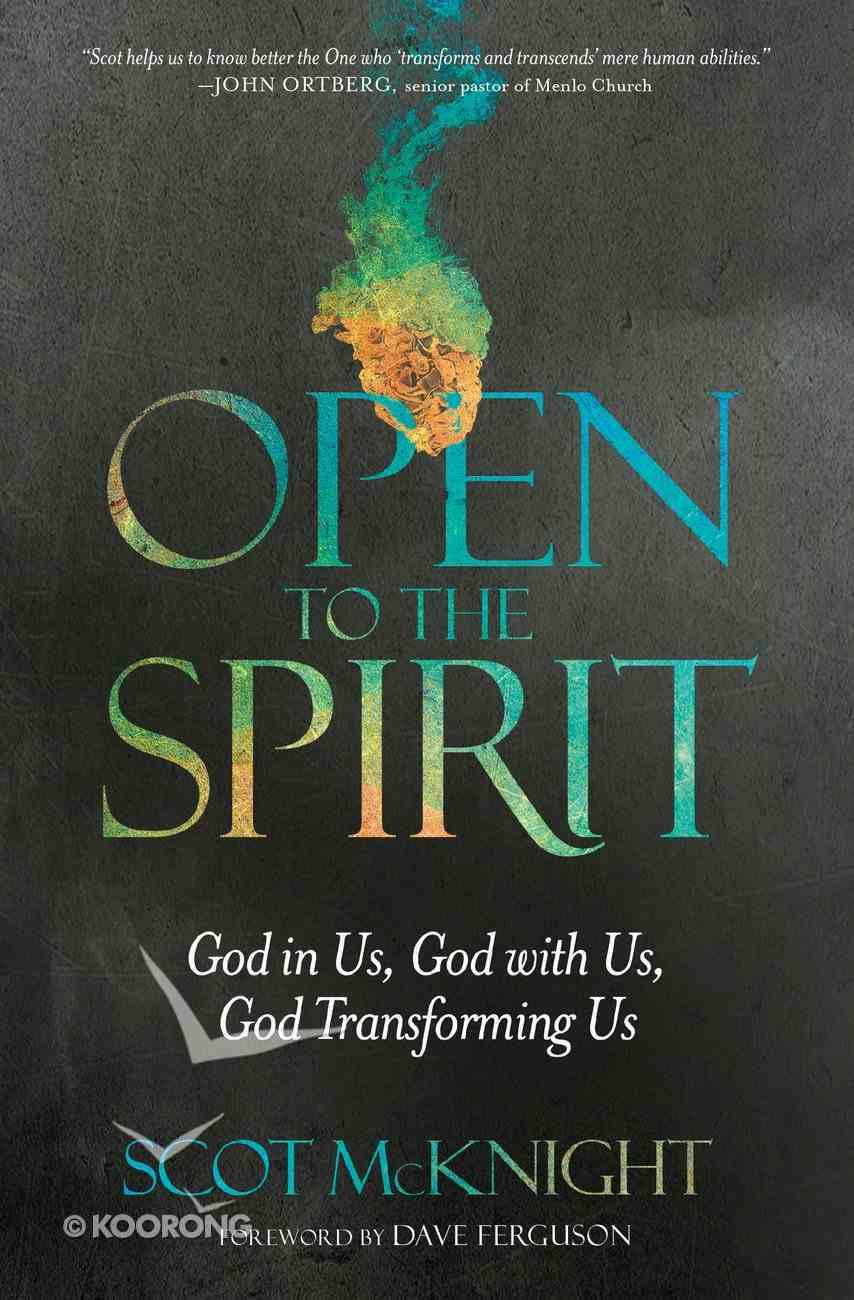 Open to the Spirit eBook