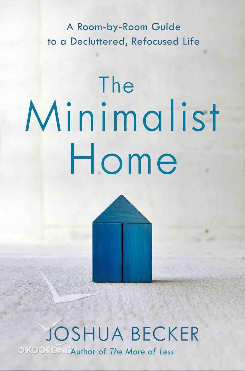 The Minimalist Home eBook