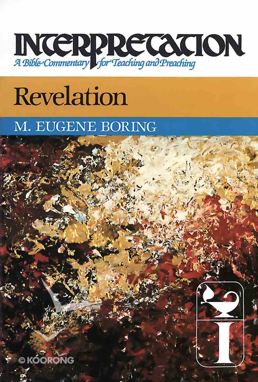 Revelation (Interpretation Bible Commentaries Series) eBook