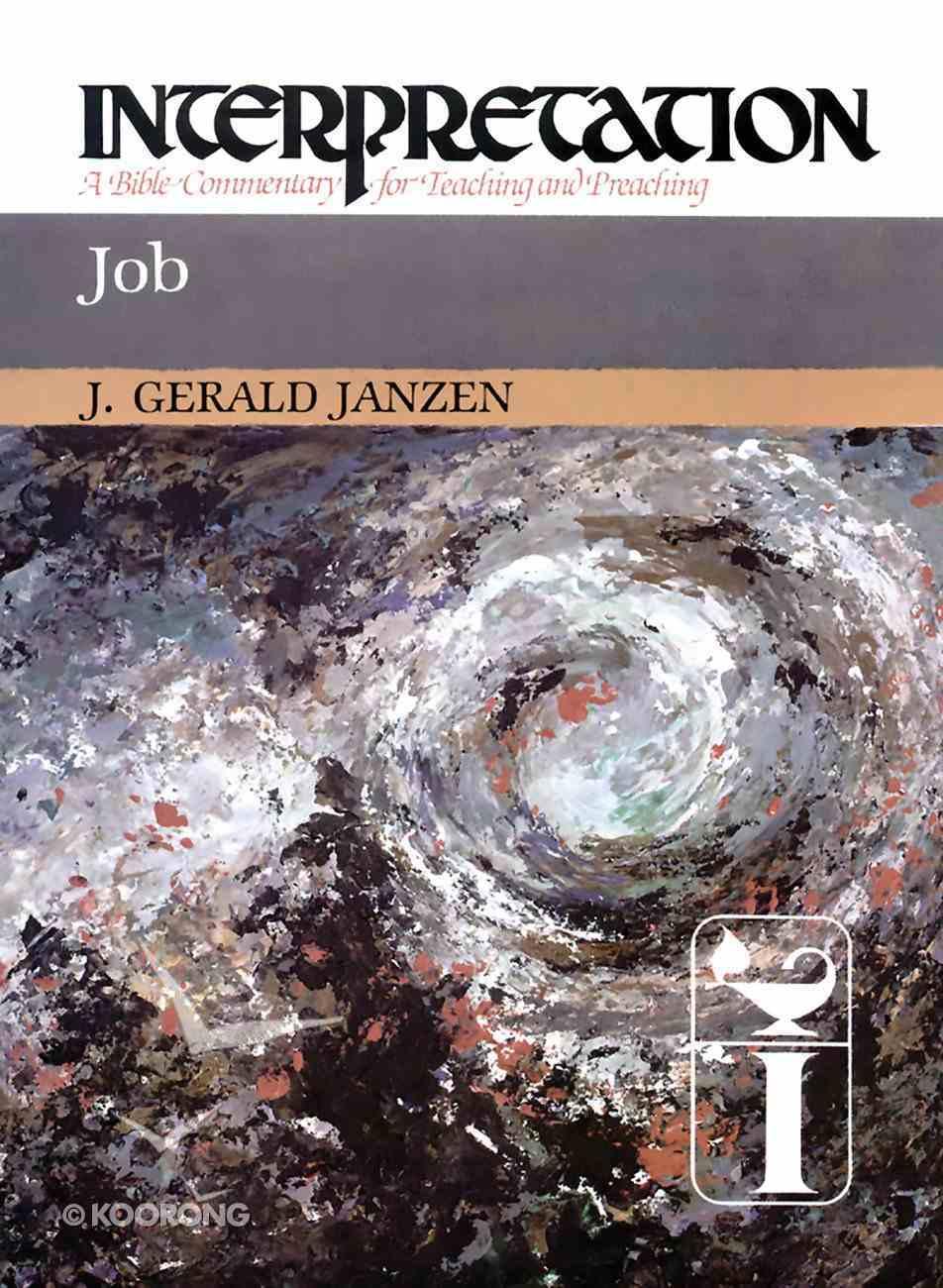 Job (Interpretation Bible Commentaries Series) eBook