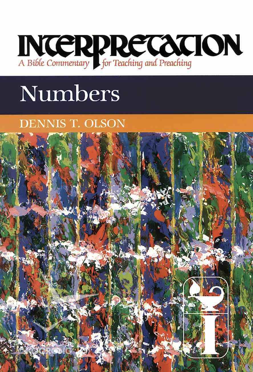Numbers (Interpretation Bible Commentaries Series) eBook