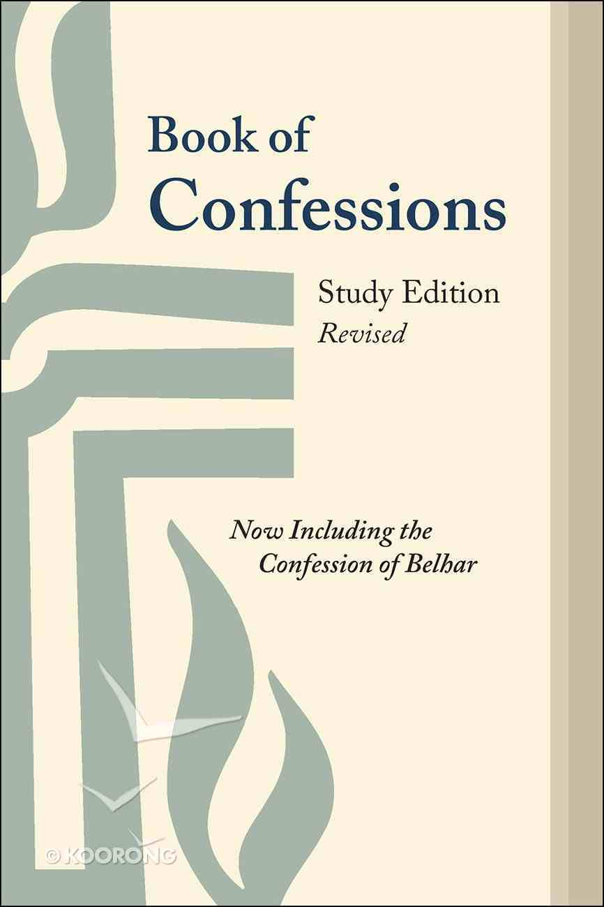 Book of Confessions, Study Edition, Revised eBook