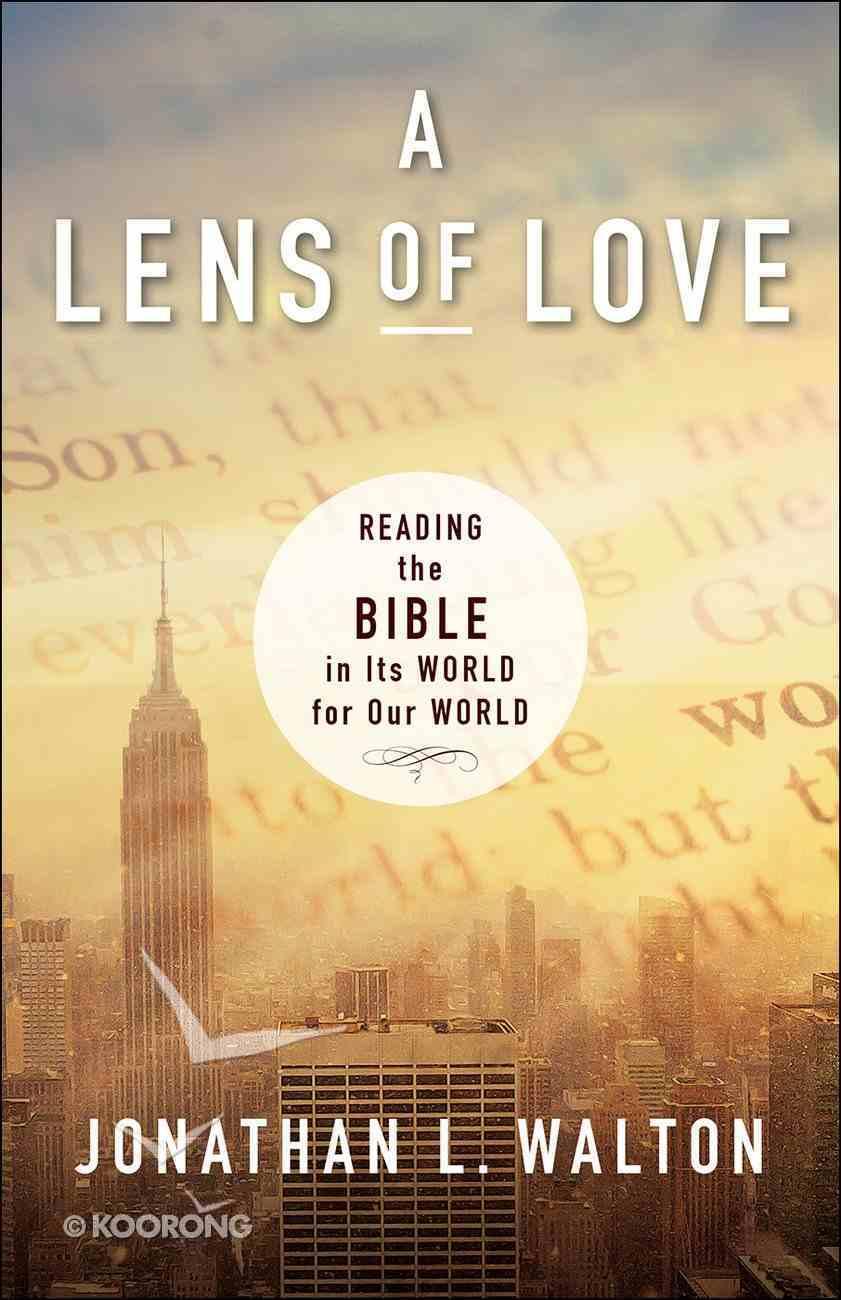A Lens of Love eBook