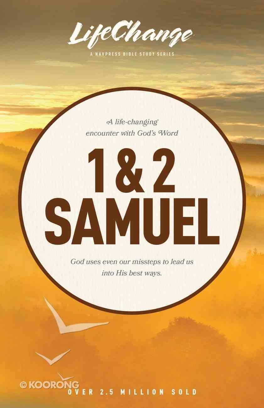 1 and 2 Samuel (Lifechange Study Series) eBook