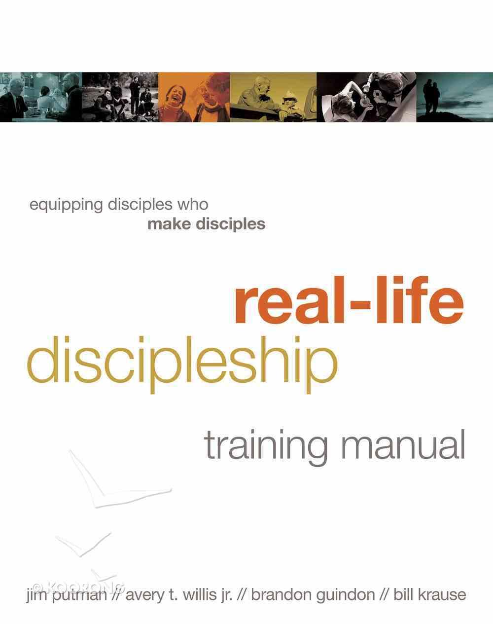Real-Life Discipleship Training Manual eBook