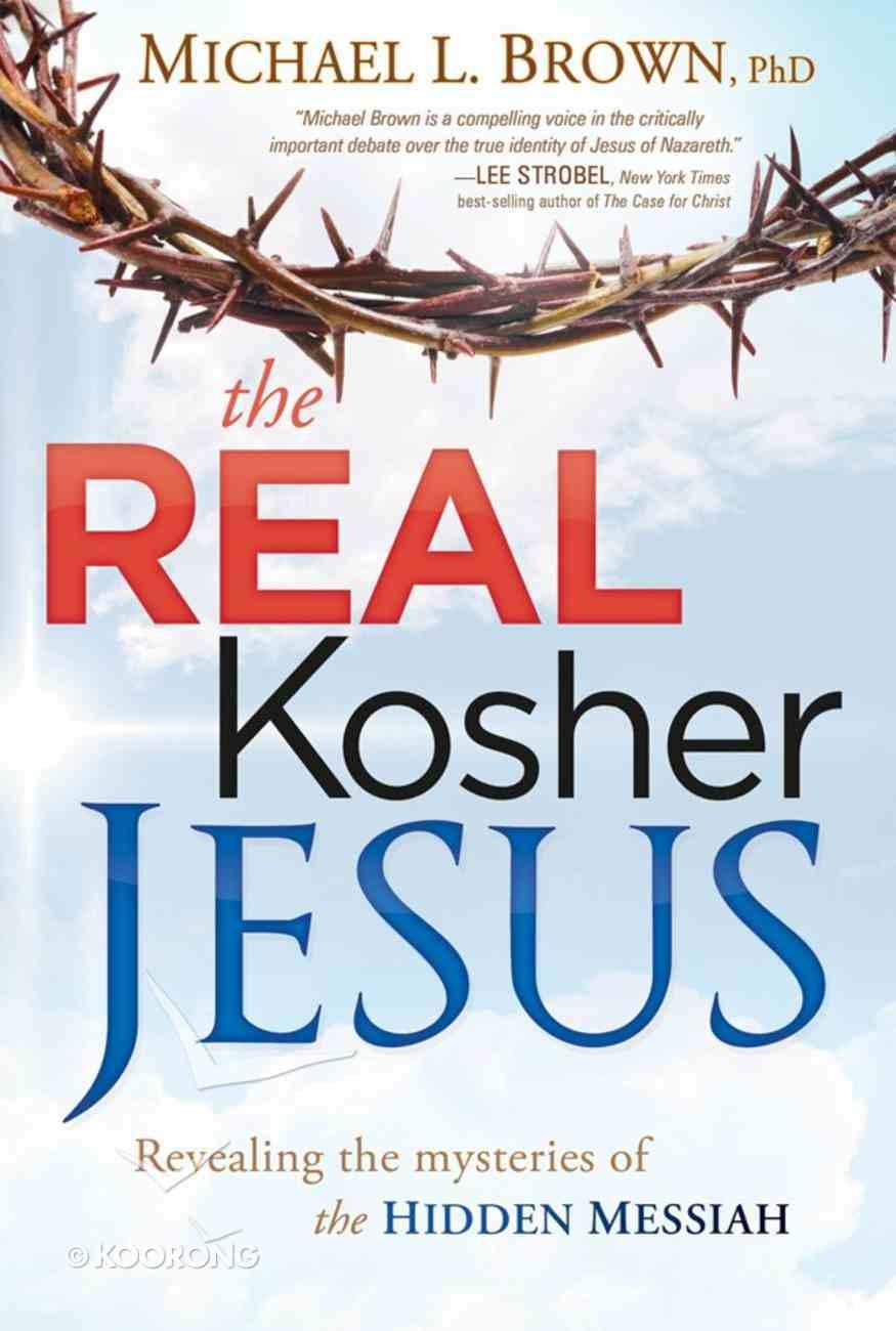 The Real Kosher Jesus eBook