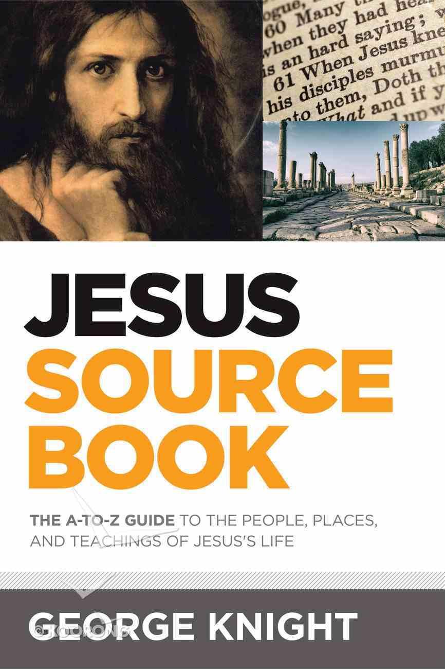 Our Daily Bread Jesus Sourcebook eBook