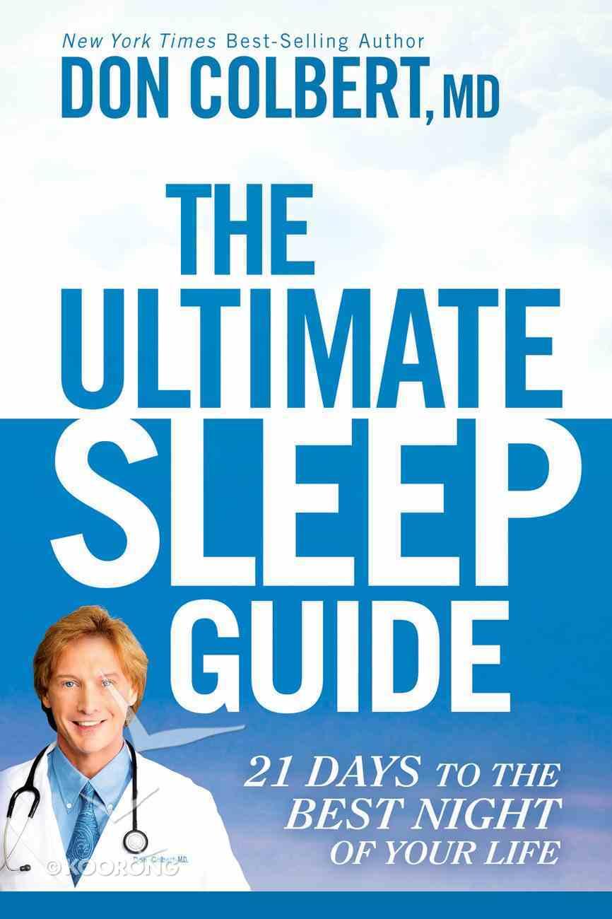 The Ultimate Sleep Guide eBook