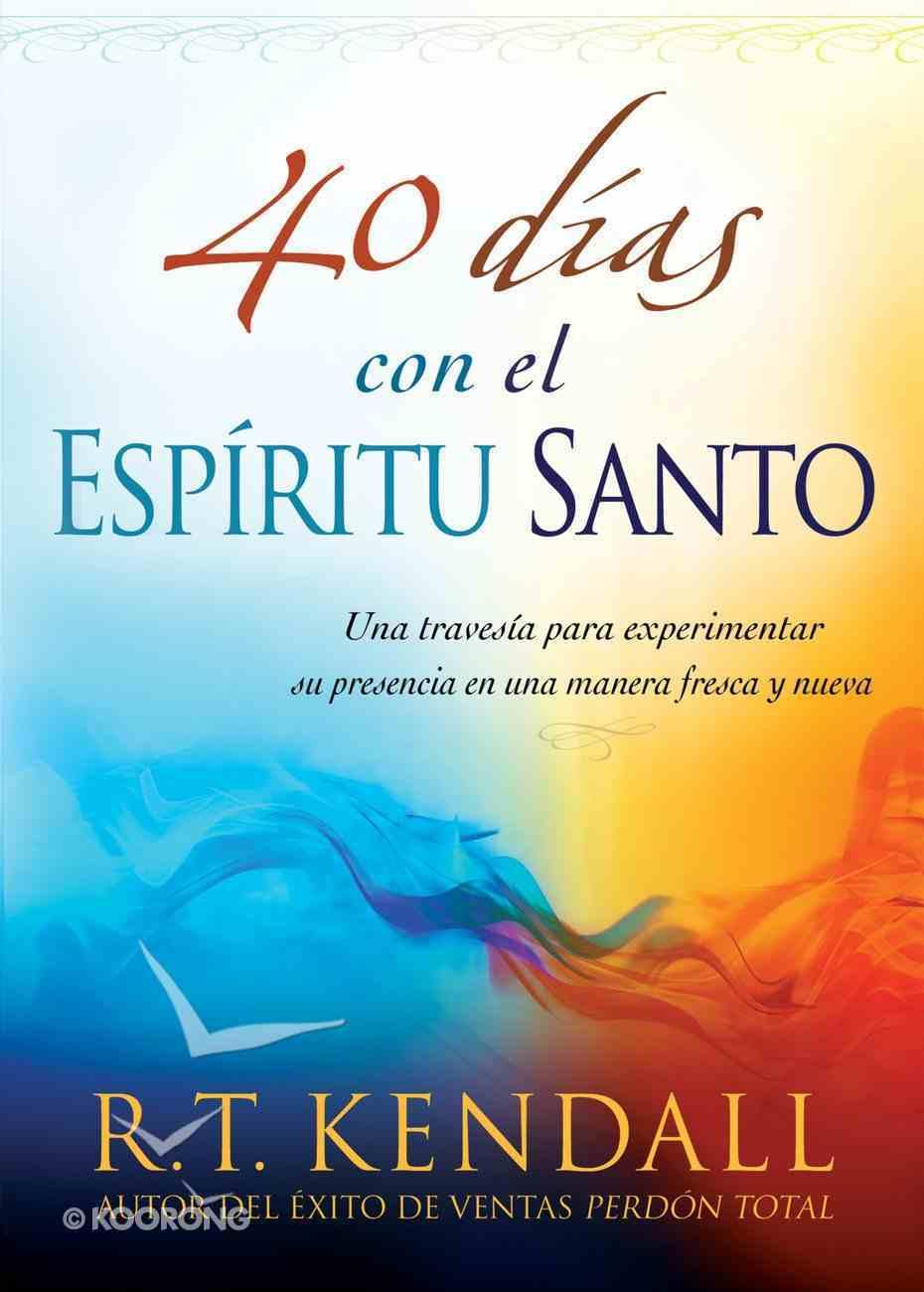 40 Das Con El Espritu Santo eBook