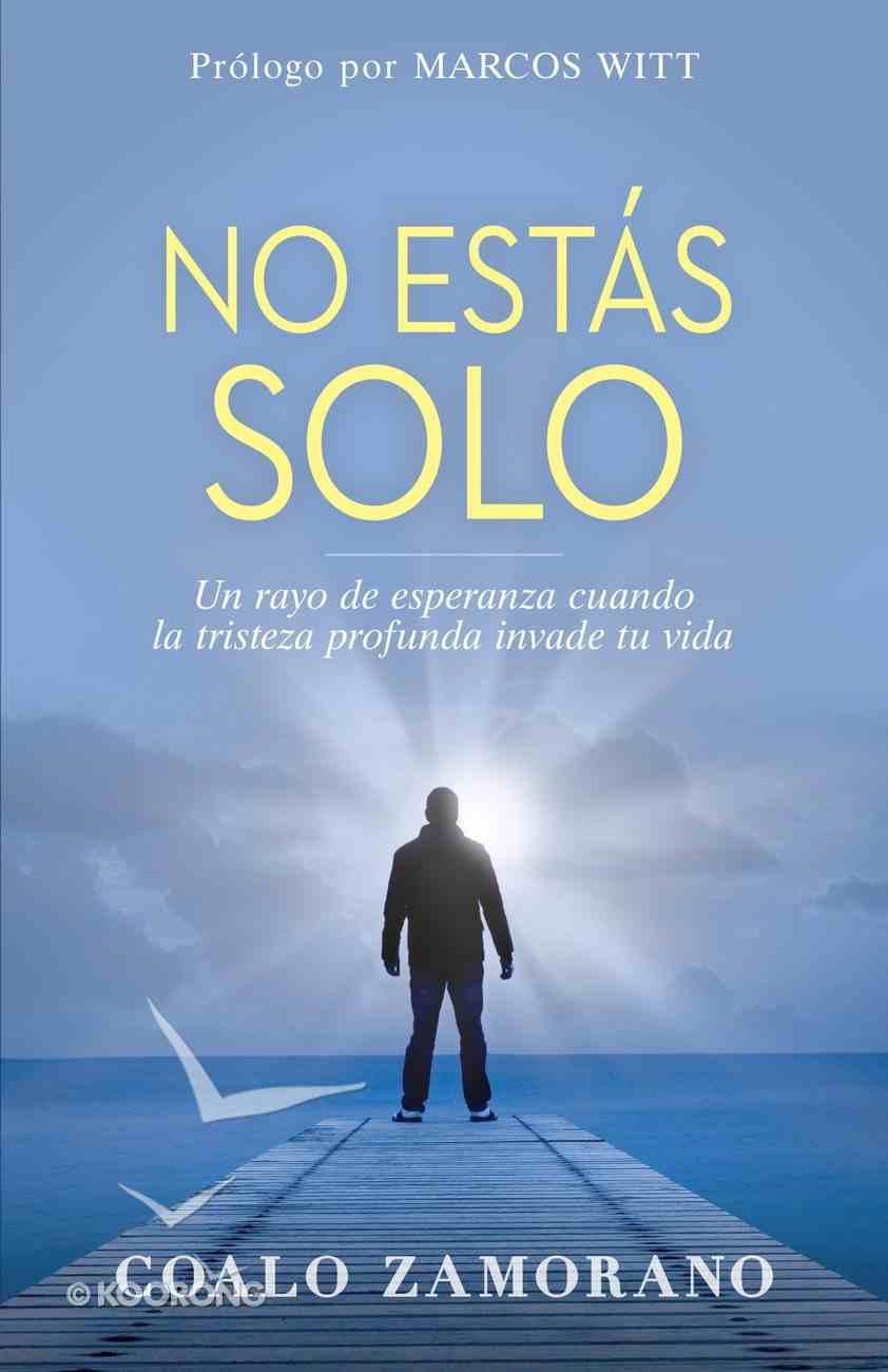 No Ests Solo eBook
