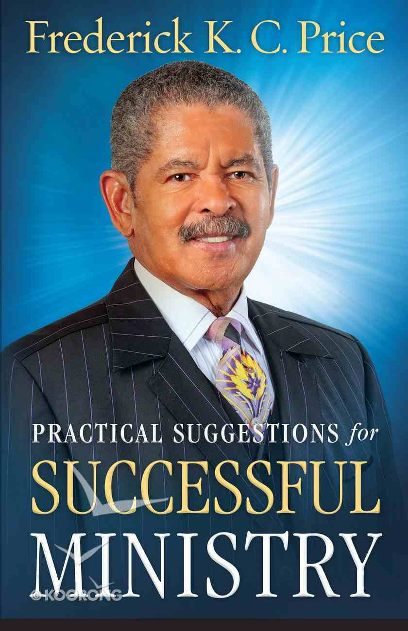 Practical Suggestions For Successful Ministry eBook