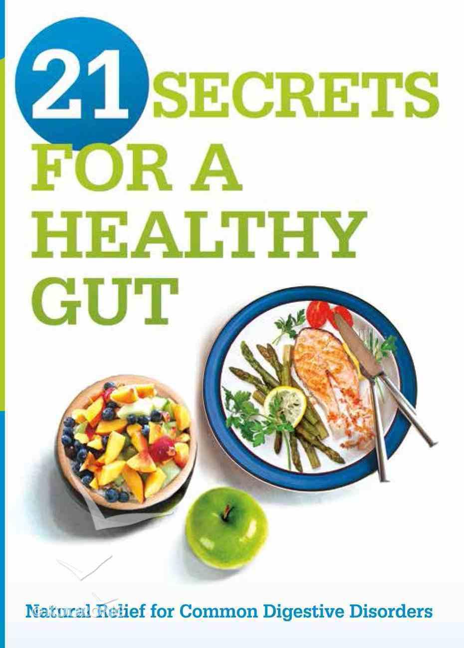 21 Secrets For a Healthy Gut eBook