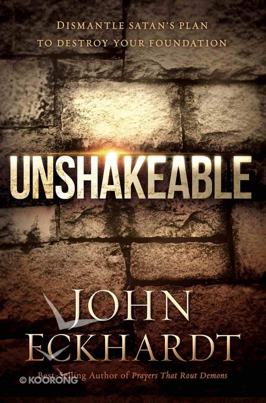 Unshakeable eBook