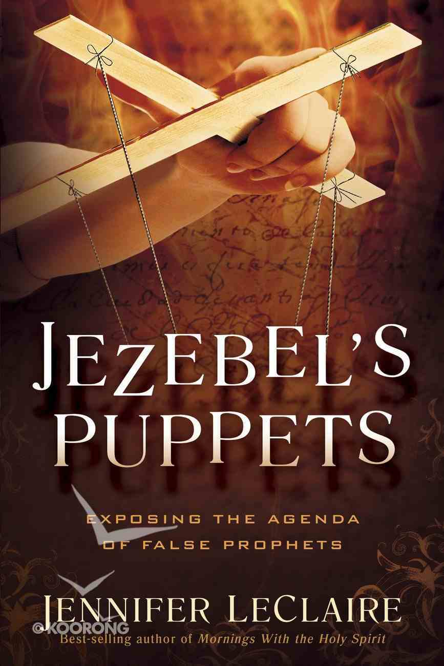 Jezebel's Puppets eBook